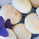 brioche burger bread