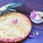 vegan pineapple pie