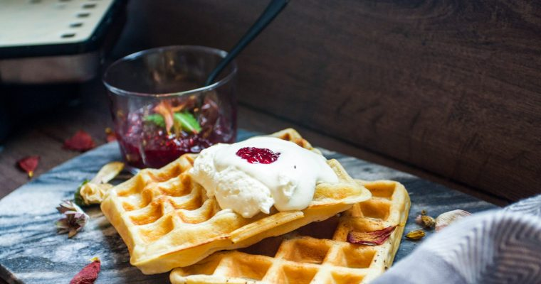 Belgian Waffles – The Scandinavian way