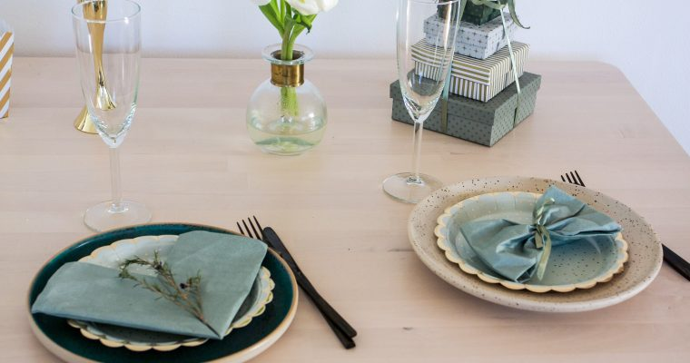 Table decorating – my best tips