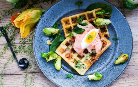 Best Easter waffles recipe – Easter starts here