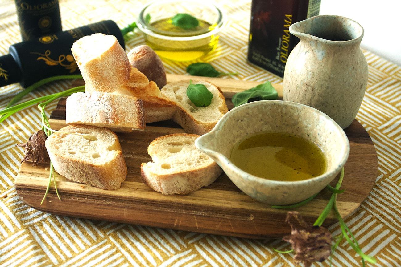How to taste olive oil